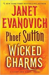 """Book Cover for """"Wicked Charms"""" by Janet Evanovich"""