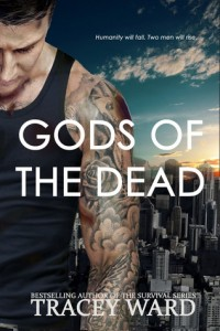 """Book Cover for """"Gods of the Dead"""" by Tracey Ward"""