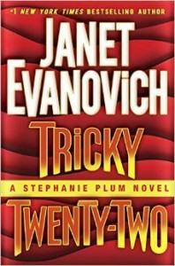 """Book Cover for """"Tricky Twenty-Two"""" by Janet Evanovich"""