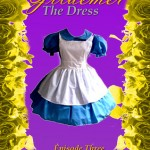 """Book Cover for """"Gildemer: The Dress"""" by A.S. Oren"""