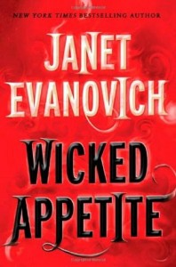 """Book Cover for """"Wicked Appetite"""" by Janet Evanovich"""