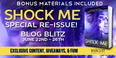 Book Blitz: Shock Me by Ashley C. Harris
