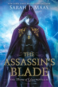 """Book Cover for """"The Assassin's Blade"""" by Sarah J Maas"""