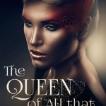 """Book Cover for """"The Queen of All that Dies"""" by Laura Thalassa"""