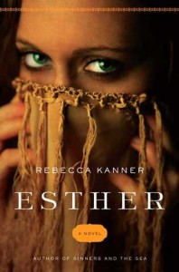 """Book Cover for """"Esther"""" by Rebecca Kanner"""