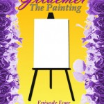 """Book Cover for """"Gildemer: The Painting"""" by A.S. Oren"""