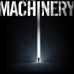 """Book Cover for """"The Machinery"""" by Gerrard Cowan"""