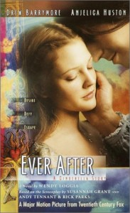 """Book Cover for """"Ever After"""" by Wendy Loggins"""