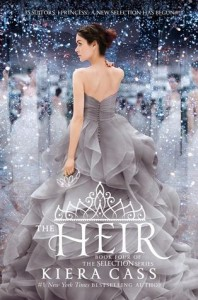 """Book Cover for """"The Heir"""" by Kiera Cass"""