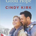 """Book Cover for """"Christmas in Good Hope"""" by Cindy Kirk"""
