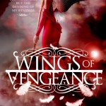 """Book Cover for """"Wings of Vengeance"""" by Cameo Renae"""