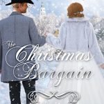 """Book Cover for """"The Christmas Bargain"""" by Shanna Hatfield"""