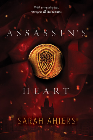 Weekend Reads #57 – Assassin's Heart by Sarah Aheirs