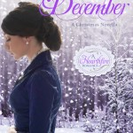 """Book Cover for """"Twelve Days in December"""" by Michelle Paige Holmes"""