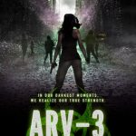 """Book Cover for """"ARV-3"""" by Cameo Renae"""