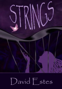 """Book Cover for """"Strings"""" by David Estes"""