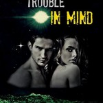 """Book Cover for """"Trouble in Mind"""" by Donna S. Frelick"""