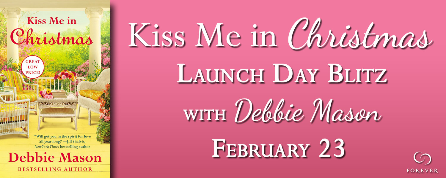 Kiss Me in Christmas Launch Day Blitz