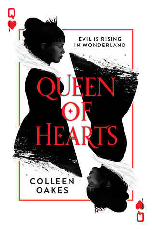 DNF Review: Queen of Hearts by Colleen Oates