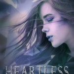 """Book Cover for """"Heartless"""" by Kelly Martin"""