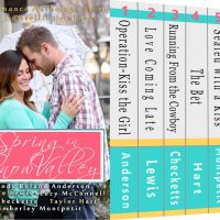Blog Tour: Spring in Snow Valley