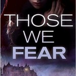 """Book Cover for """"Those We Fear"""" by Victoria Griffith"""