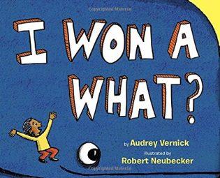 Children's Corner – I Won a What?