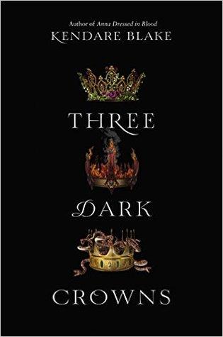 Waiting on Wednesday #53 – Three Dark Crowns by Kendare Blake