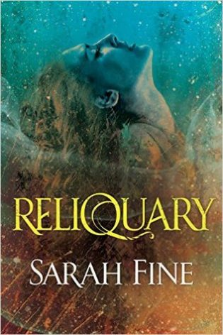 Waiting on Wednesday #50 – Reliquary by Sarah Fine