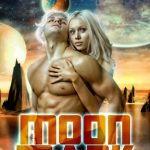 """Book Cover for """"Moon Mark"""" by Scarlett Dawn"""