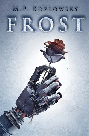 """Book Cover for """"Frost"""" by MP Kozlowsky"""