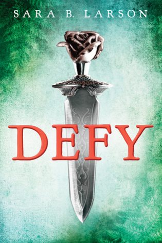 July's #2016HW: Defy by Sara B. Larson and City of Glass by Cassandra Clare