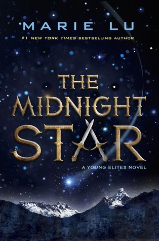 """Book Cover for """"The Midnight Star"""" by Marie Lu"""