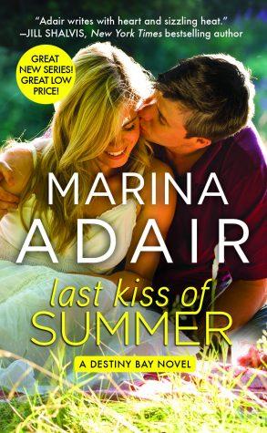 Release Blitz: Last Kiss of Summer by Marina Adair
