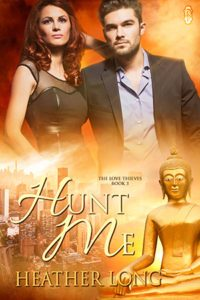 """Book Cover for """"Hunt Me"""" by Heather Long"""