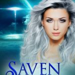 """Book Cover for """"Saven: Defiance"""" by Siobhan Davis"""