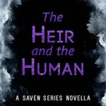 """Book Cover for """"The Heir and the Human"""" by Siobhan Davis"""