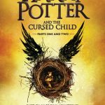"""Book Cover for """"Harry Potter and the Cursed Child"""" by JK Rowling"""