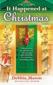"""Book Cover for """"It Happened at Christmas"""" by Debbie Mason"""