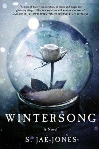 """Book Cover for """"Wintersong"""" by S. Jae-Jones"""