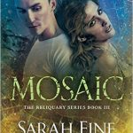 """Book Cover for """"Mosaic"""" by Sarah Fine"""