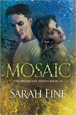 Review: Mosaic by Sarah Fine