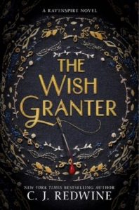 """Book Cover for """"The Wish Granter"""" by C.J. Redwine"""