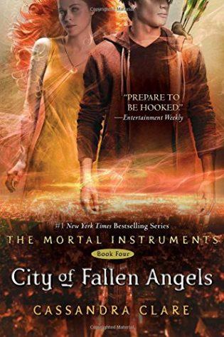 #2017HW City of Fallen Angels by Cassandra Clare