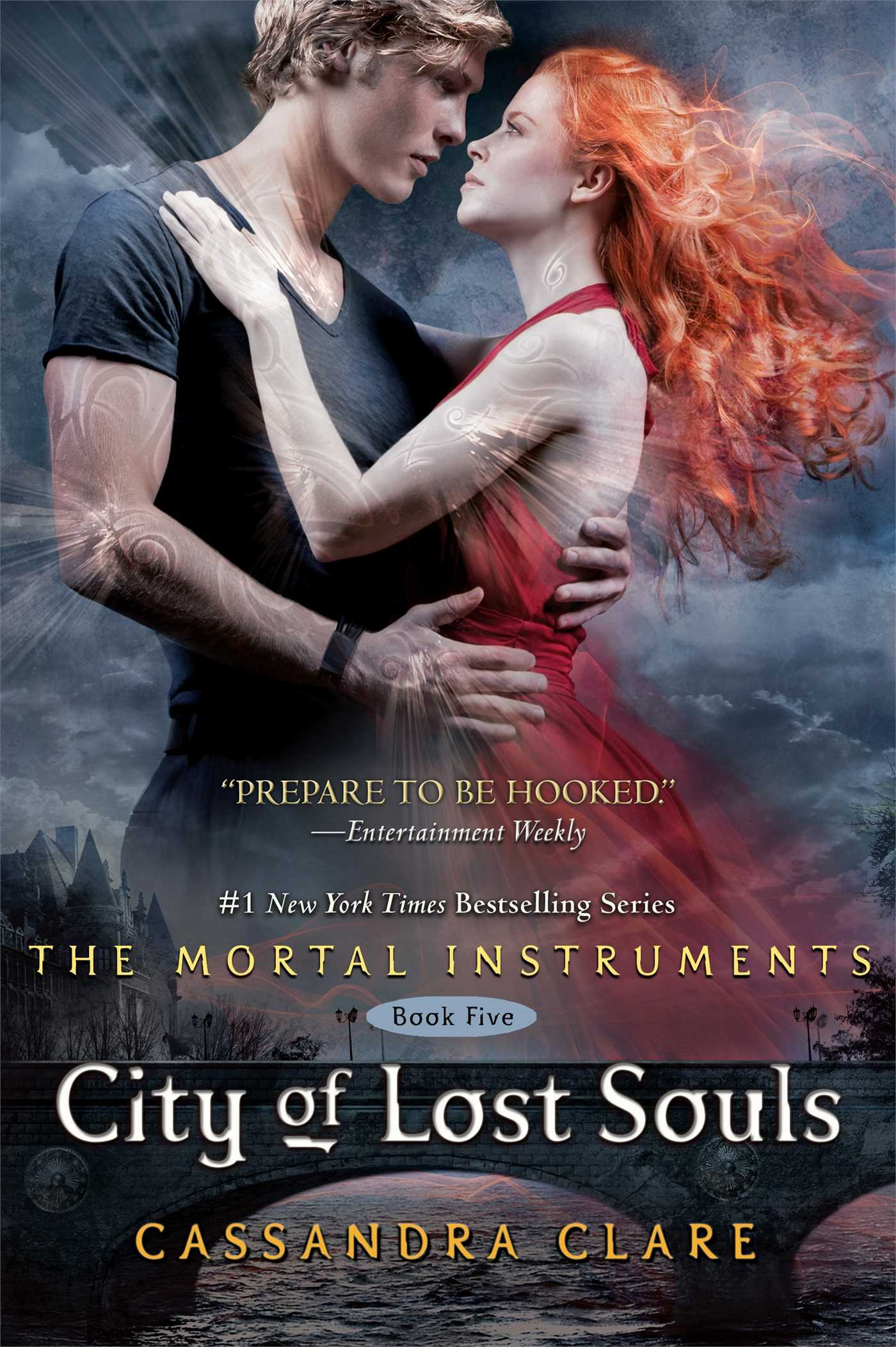 """Book Cover for """"City of Lost Souls"""" by Cassandra Clare"""
