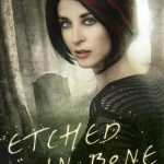 """Book Cover for """"Etched in Bone"""" by Anne Bishop"""