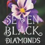 """Book Cover for """"Seven Black Diamonds"""" by Melissa Marr"""
