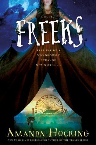 Blog Tour: Freeks by Amanda Hocking