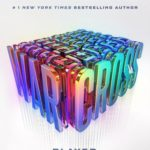 """Book Cover for """"Warcross"""" by Marie Lu"""
