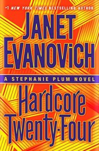 """Book Cover for """"Hardcore Twenty-Four"""" by Janet Evanovich"""